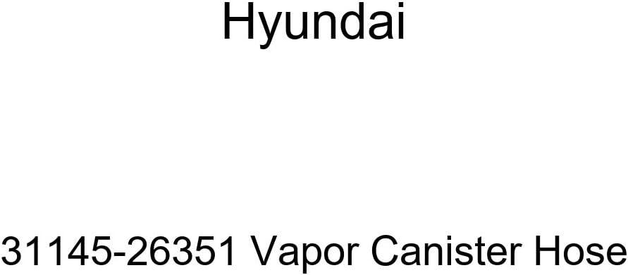 Genuine Hyundai 31145-26351 Vapor Canister Hose