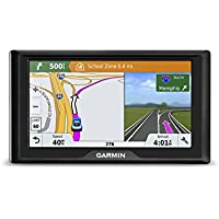Garmin Drive 61 USA LMT-S GPS Navigator System With Lifetime Maps