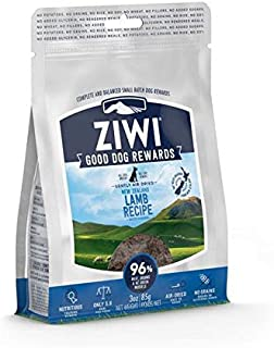 犬のおやつ ZiwiPeak ジウィピーク エアドライ・ドッグトリーツ ラム 85g