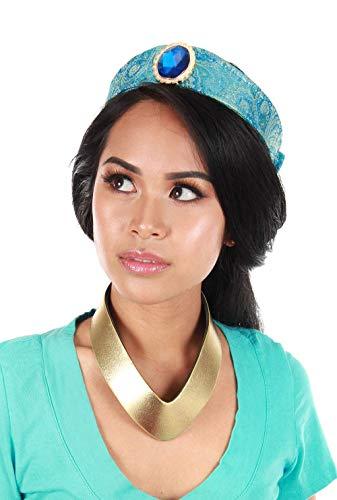 El Disney Aladdin Jasmine Kit de accesorios - azul - talla nica