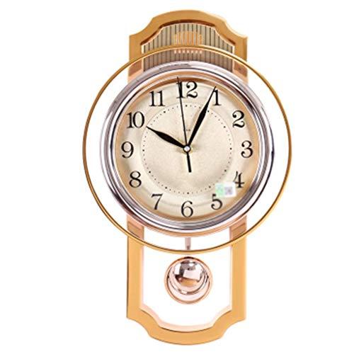 ZXLRH Relojes De Pared, Relojes Antiguos - Relojes Silencios