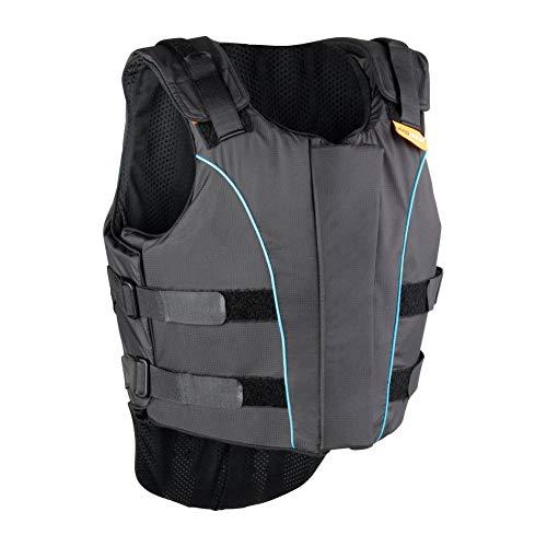 Sicherheitsweste Airowear Outlyne Y 4 regular, Kinder-Modell (Rücken 44 cm, Brust 65-72 cm)