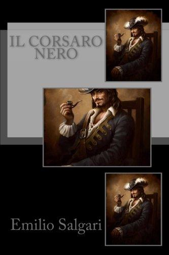 Il Corsaro Nero (Italian Edition)