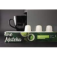 "Té Matcha ""Pure Matcha"" (1caja/10Cápsulas) compatibles con Nespresso (LUB Love U Bio)"