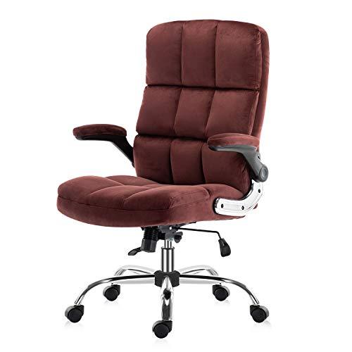 SP Velvet Adjustable Executive Computer Chair