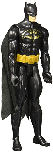 Mattel – Batman Unlimited – Batman Costume Noir – Figurine 30 cm