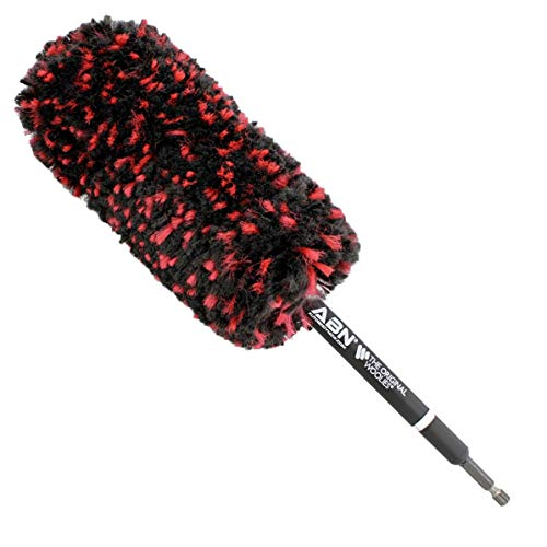 Wheel Cleaning Brush For Drill
