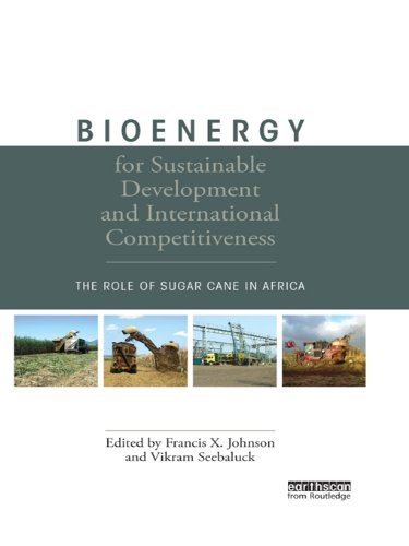 Bioenergy for Sustainable Development and International Competitiveness: The Role of Sugar Cane in A