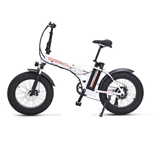 Shengmilo Vélo électrique MX20,Pliable, Fat Bike...
