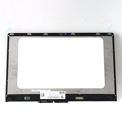 L&J-5.6' FHD LCD digitalizador de pantalla táctil y bisel para Lenovo Yoga 710-15IKB 5D10M14145