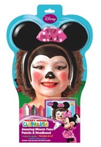Rubies 3 5316 - Minnie Mouse Schminkset