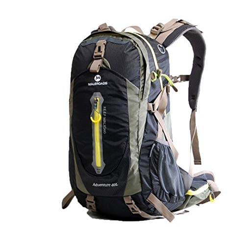 40L 50L Outdoor Hiking Climbing Waterproof Hiking Sports Backpack Cover Climbing Bag Black 50-70L