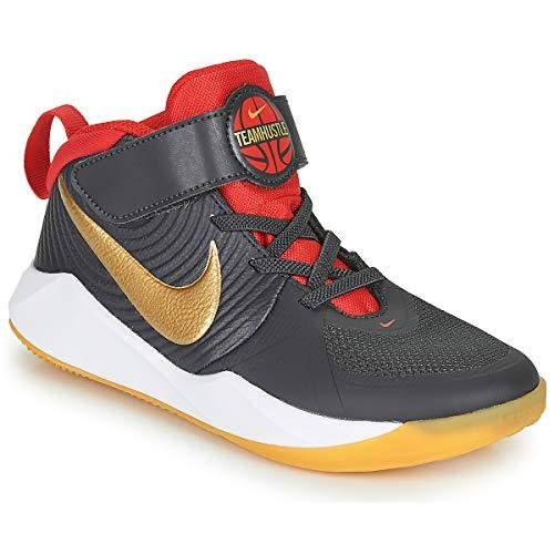 Botas Baloncesto Niño/a Nike Team Hustle D 9 AQ4225 011