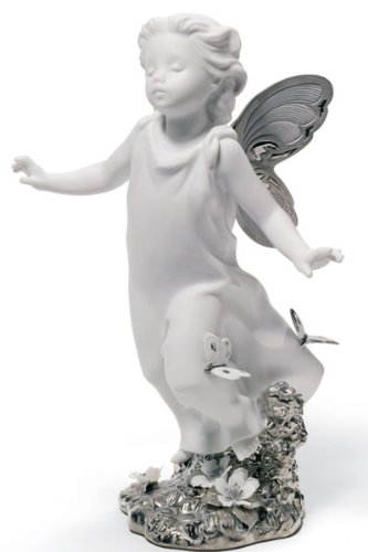 Lladro Nouvelles parutions Butterfly Wings (Re-Deco)