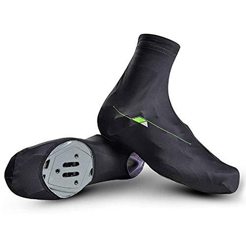 RNICE Couvre-chaussures de cyclisme coupe-vent pour vélo de montagne et de route