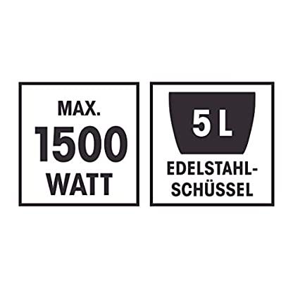 GOURMETmaxx-Kuechenmaschine-mit-Ruehrfunktion-Grosse-Edelstahlschuessel-Leistungsstark-mit-Direktantrieb-2in1-Knetmaschine-und-Ruehrmaschine