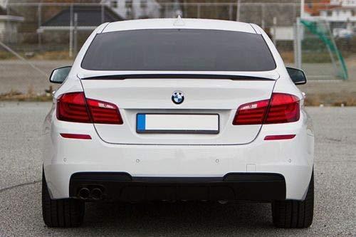 Heck Spoiler Spoilerlippe Kofferraum Heckspoiler Lippe für BMW 5er F10 Limousine