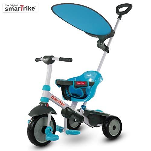 Fisher-Price - Fp3250933 - Tricycle - Charm Plus - 3 en 1 - Bleu