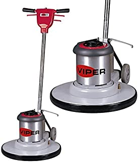 Viper Cleaning Equipment VN1715 Venom Series Low Speed Buffer, 17