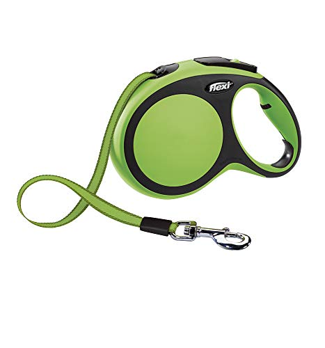 flexi New Comfort L Gurt 8 m grün für Hunde bis 50 kg