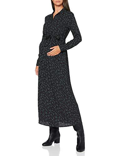 Noppies Dress Nurs LS AOP Bollington Vestido, Chic urbano-P282, L para Mujer