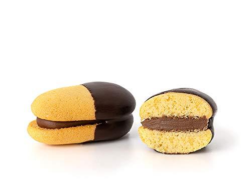 Maddalene alla Nutella Artigianali 250g Dolciaria Fiorillo | Biscotti di frolla freschi | Sigillati...