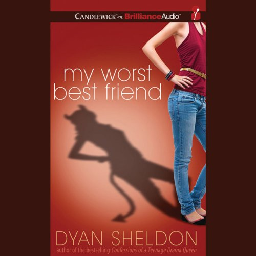 My Worst Best Friend audiobook cover art