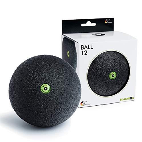 BLACKROLL® BALL 12 Faszienball - das Original. Selbstmassage-Ball für die Faszien, Größe 12 cm