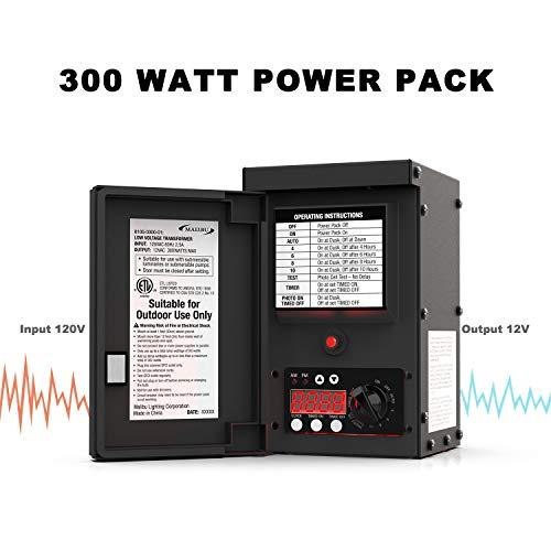 Malibu 300 Watt...