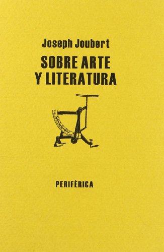 Sobre arte y literatura (Biblioteca portátil, Band 17)