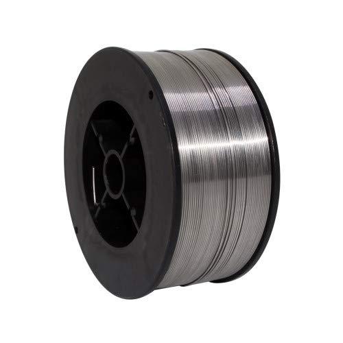 GASLESS MILD Steel MIG Welding Wire Reel Spool ROLL Flux CORED NO Gas 0.8mm 1KG