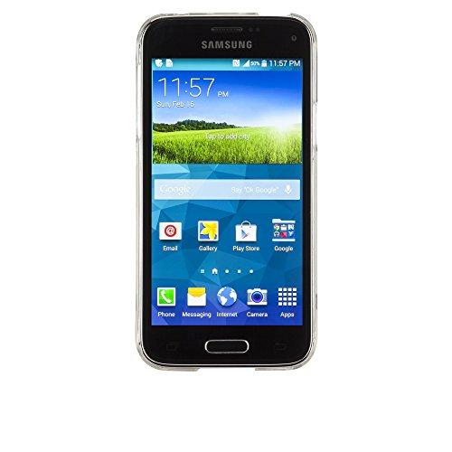 Case-Mate CM030887 Tough Naked robuste Schutzhülle für das Samsung Galaxy S5/S5 Neo - Transparent mit Metall-Buttons - Designed for Samsung