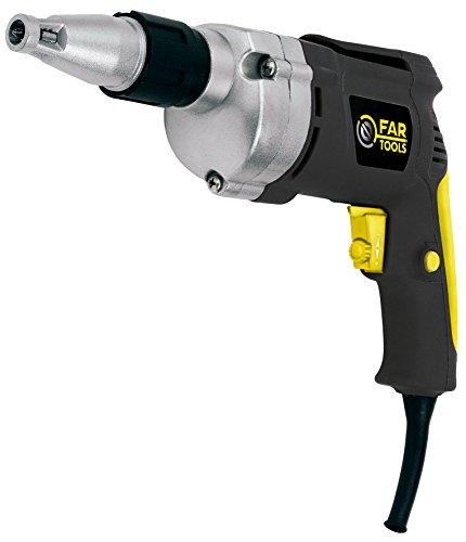 Fartools PM 6A Visseuse à placoplâtre 450 W Vitesse de rotation 0-3000 tr/min