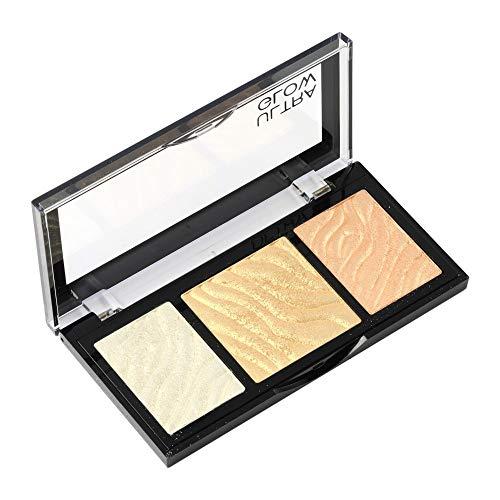 Swiss Beauty Ultraglow Highlighter & Bronzer Palette, Face MakeUp, Multicolor-01,...