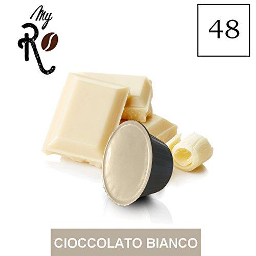 48 weiße Schokolade kapseln - Nescafè Dolce Gusto Kompatible kapseln - MyRistretto