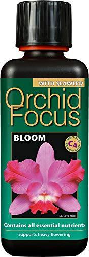Engrais concentré Liquide de première qualité Orchid Focus Floraison 300 ML