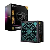 EVGA 220-G5-0750-X1 Super Nova 750 G5, 80 Plus Gold 750W, Fully Modular, ECO Mode with Fdb Fan, 10 Year Warranty, Compact 150mm Size, Power Supply