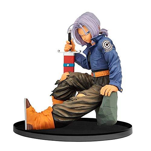 Banpresto Dragon Ball Estatua BWFC Trunks, multicolor (BANP85207) (Accesorio)
