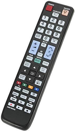 ALLIMITY AA59-00445A Fernbedienung Ersetzt für Samsung TV UE46D6750WK UE46D6575WS UE46D6547UK UE46D6545US UE46D6537WK UE46D6535WS UE46D6530WS UE46D6530WK UE46D6507VK UE46D6505VS