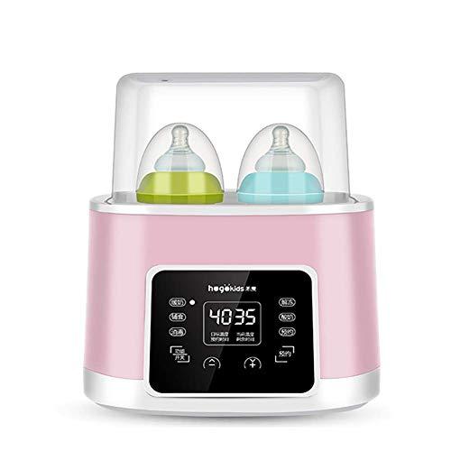MU Haushaltswärmer, Sterilisator/intelligenter Multifunktions-Wärmemilch-Sterilisator mit konstanter Temperatur und Wärmeflaschenisolierung