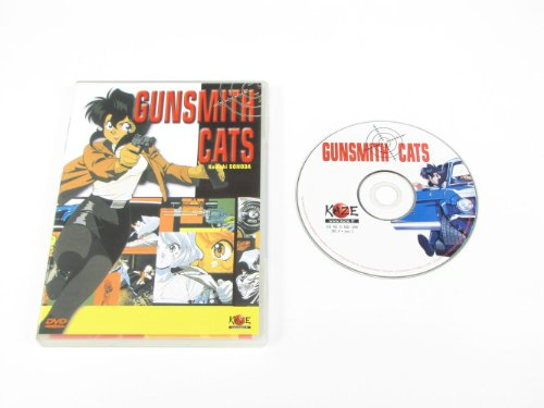 Gunsmith Cat's (3 épisodes)