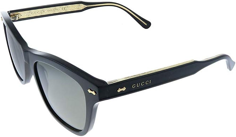 Gucci Gafas de Sol GG0910S Black/Grey 53/17/145 hombre