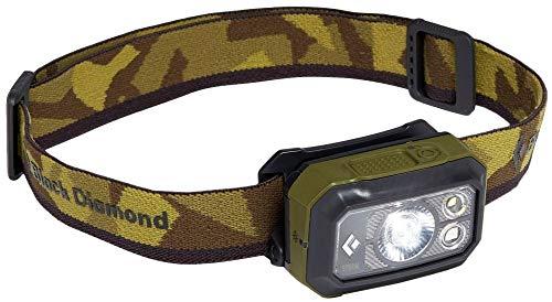 Black Diamond Unisex– Erwachsene Storm 400 Stirnlampe, Dark Olive, All