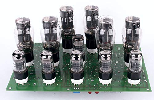Tubeland Röhren Verstärker - 6AS7GT PP Bausatz Ohne Röhren