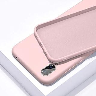 من متجر سايز OO - حافظة هاتف سيليكون ناعمة بلون حلوى لهاتف سامسونج جالاكسي A9 J4 J6 J8 A7 A6 A750F J610 Note 8 9 10 Pro Pl...