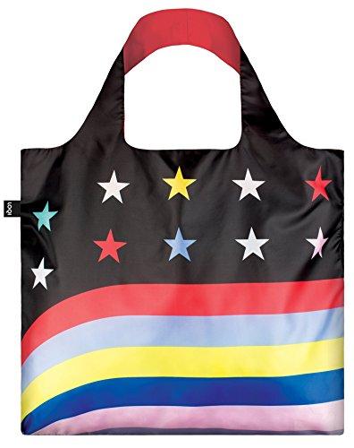 LOQI TRAVEL Stars & Stripes Bag - Einkaufstasche