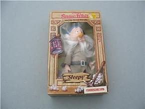 Vintage Disney's Snow White and the Seven Dwarfs 'Sleepy' 6 1/2 Bikin Doll by Bikin Express