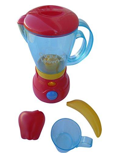 Spielzeug-Mixer A182, 5tlg. Set Kinder-Mixer Sound u. Licht Geschenk-Idee Junge-n u. Mädchen Weihnacht-en Geburtstag-s Geschenk-e
