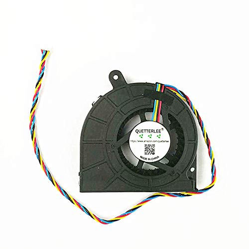 QUETTERLEE Replacement New CPU Cooling Fan for Asus EeeBox PC EEE EB EEEBO B202 EB1006 EB1007 EB1012 EB1020 EB1021 EB1501 EB1502 Series KSB06105HB-DG07 KSB06105HB-B310 Fan