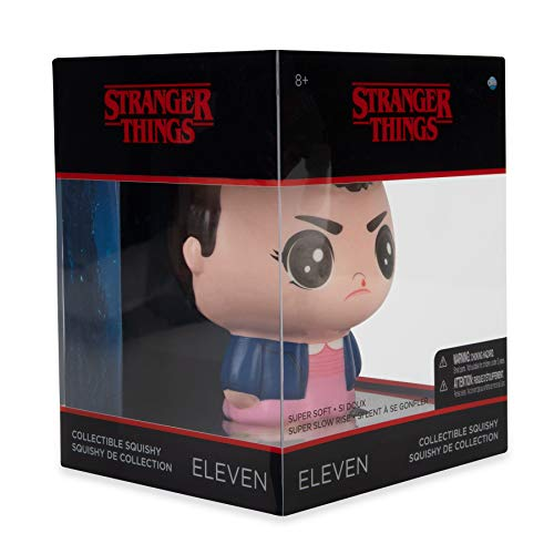 Stranger Things SoftN Slo Squishies Ultra Eleven